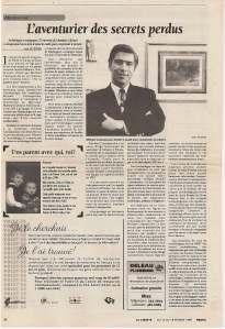 La Liberte 12-18 February 1999
